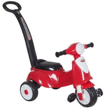 Каталка Ningbo Prince Toys Вел (красный)