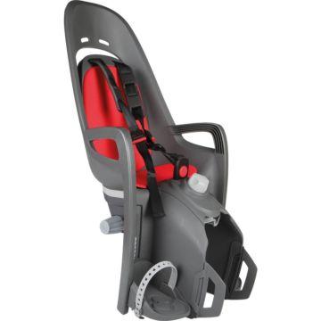 Велокресло на багажник Hamax Zenith Relax 2017 до 22 кг (Серый/Черный)
