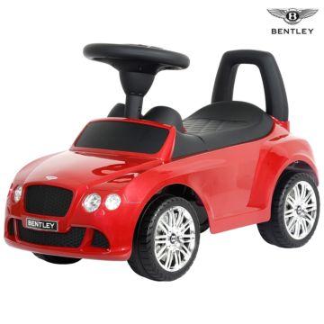 Каталка-автомобиль RT 326 Bentley (Красный) (2017)