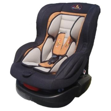 Автокресло ForKiddy Maxi Drive (orange & beige)