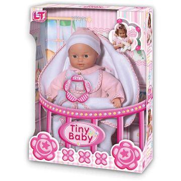 Кукла Loko Tiny Baby с конвертом для новорожденных