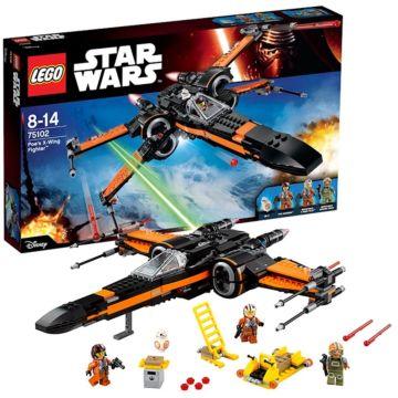 Конструктор Lego Star Wars 75102 Звездные войны Истребитель По