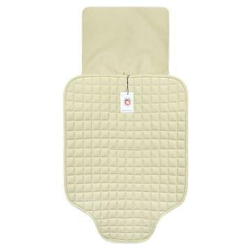 Защитный коврик на сиденье Baby Smile с дополнительной защитой (бежевый)
