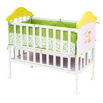 Кроватка детская Babyhit Sleepy (green)