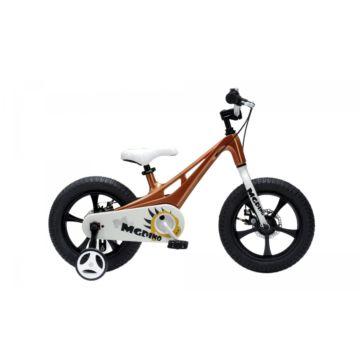 """Детский велосипед Royal Baby MG Dino 14"""" (золотой)"""