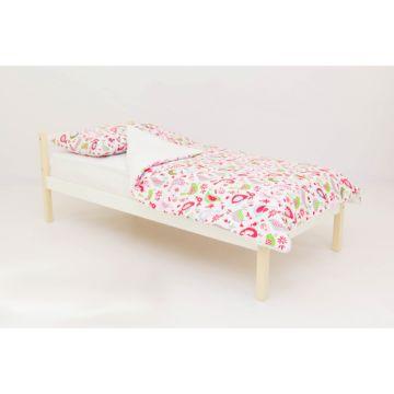 Детская кровать Бельмарко Scogen Classic (бежево-белый)
