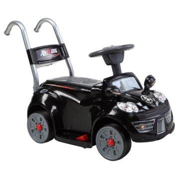 Электромобиль Jiajia B21 (черный)