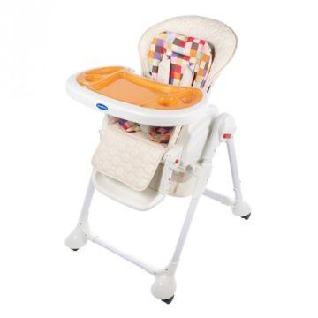 Стульчик для кормления Sweet Baby Luxor Multicolor Creme