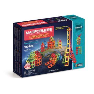 Конструктор Magformers Landmark Set