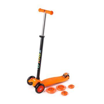 Самокат Trolo Maxi Flash (оранжевый)
