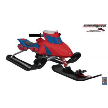 Снегокат Snow Moto Ultimate Spiderman (красный)