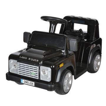 Электромобиль Dongma Land Rover Defender 18W (черный)