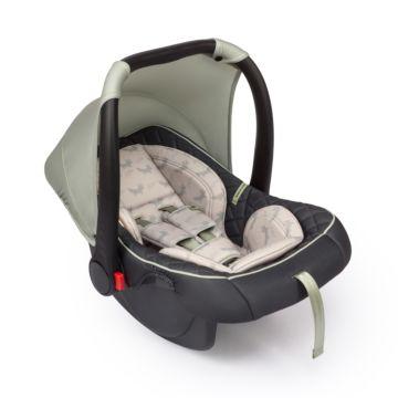 Автолюлька Happy Baby Skyler V2 (black)
