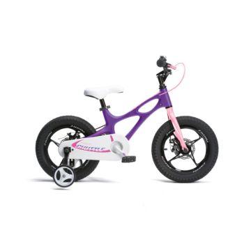"""Детский велосипед Royal Baby Space Shuttle 16"""" (фиолетовый)"""