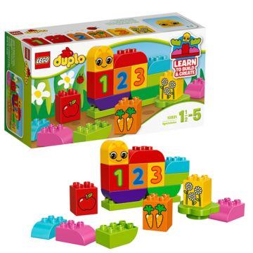 Конструктор Lego Duplo 10831 Моя веселая гусеница