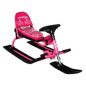 Снегокат Барс Comfort 106 Vanessa (розовый)