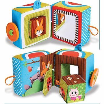 Развивающая игрушка Tiny Love Книжка-куб
