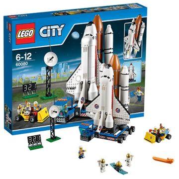 Конструктор Lego City 60080 Город Космодром