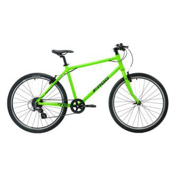 """Подростковый велосипед Frog Bikes 78 26"""" (зеленый)"""