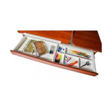 Выдвижной ящик для растущей парты Астек ТВИН-2/МОНО-2 (яблоня)