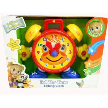 Развивающая игрушка Tinbo Toys Веселый будильник