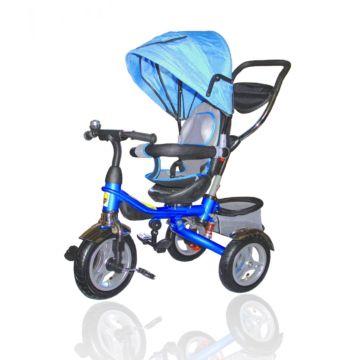 Трехколесный велосипед Ecoline Duetto 145430 (Синий)
