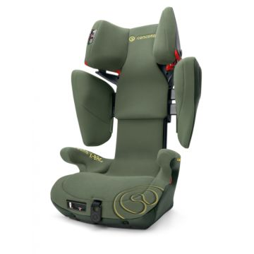 Автокресло Concord Transformer X-Bag Limited Edition (2016) (Jungle Green)