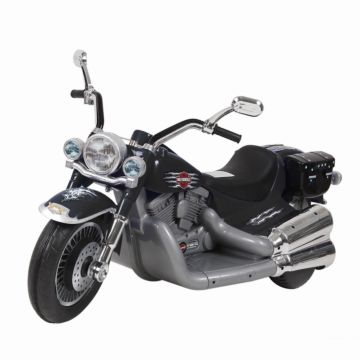 Электромотоцикл Jinjianfeng TR668 (Черный)