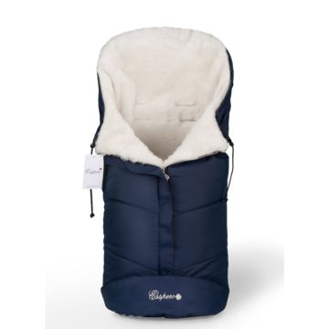 Конверт для коляски Esspero Sleeping Bag White Navy