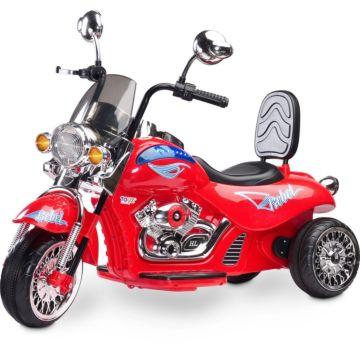 Электромобиль Toyz Rebel (красный)