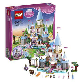 Конструктор Lego Disney Princesses 41055 Золушка на балу в Королевском Замке