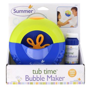 Мыльные пузыри Summer Infant Bubble Maker