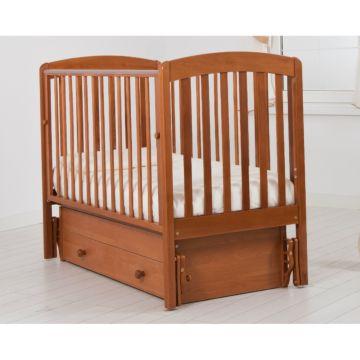 Кроватка детская Гандылян Чу-ча (универсальный маятник) (вишня)