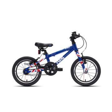 """Детский велосипед Frog Bikes 43 14"""" (Union Jack)"""