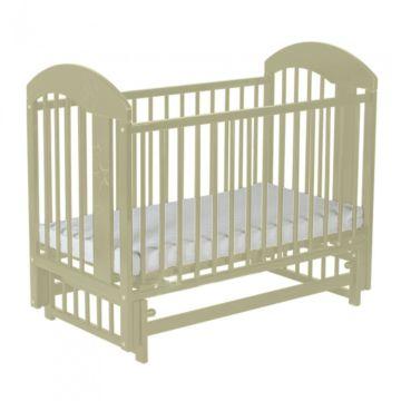 Кроватка детская Gnom Луна (поперечный маятник) (лак)