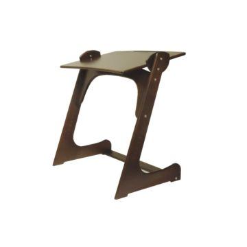 Растущая стол-парта Конёк Горбунёк с лаком (орех)