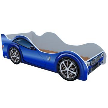 Кровать-машина Кроватка5 Машинки (БМВ синяя)