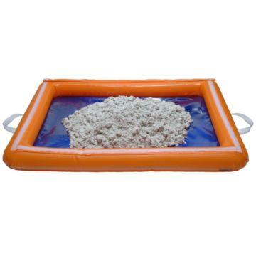 Песочница надувная Kinetic Sand