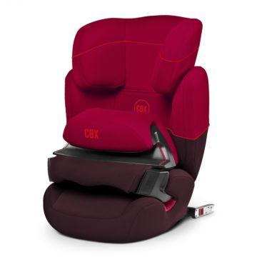 Автокресло CBX by Cybex Aura-Fix Rumba Red