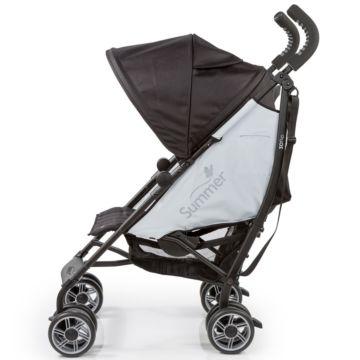 Коляска-трость Summer Infant 3D Flip (Чёрно-серый)