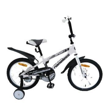 """Детский велосипед Nameless Sport 14"""" (белый)"""