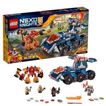 Конструктор Lego Nexo Knights 70322 Нексо Башенный тягач Акселя