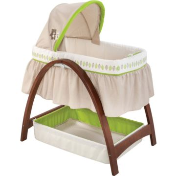 Колыбель Summer Infant Bentwood (темное дерево)