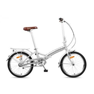 Велосипед складной Shulz Goa Coaster (2016) серебристый