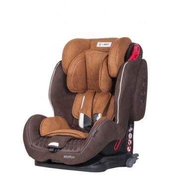 Автокресло Coletto Sportivo (Brown)