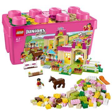 Конструктор Lego Juniors 10674 Пони на ферме