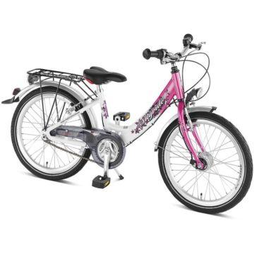 "Детский велосипед Puky Skyride 20-3 Alu 20"" (white/pink)"