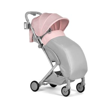 Коляска прогулочная KinderKraft Pilot (pink)
