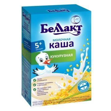 Каша сухая молочная кукурузная Беллакт (с 5 мес.) 200 г