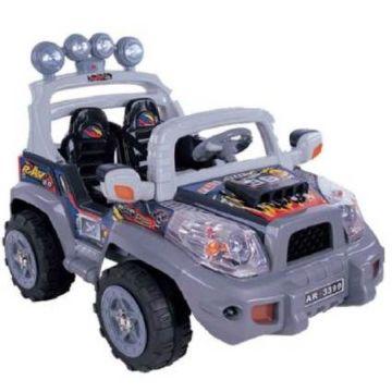 Электромобиль Kids Cars джип ZP3399 (темно-синий)